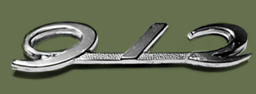 Original 912 Badge